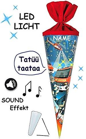 SOUND Modul & LED Licht Effekt ! - Schultüte -