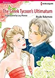 The Greek Tycoon's Ultimatum: Harlequin comics