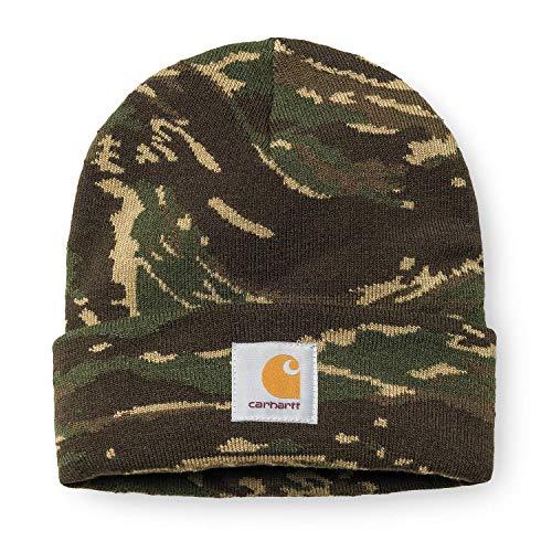 b1ba1b859 Carhartt WIP Unisex para Mujer Hombre Sombrero de Reloj acrílico de  Invierno Sombrero de Punto Beanie Hat Verde