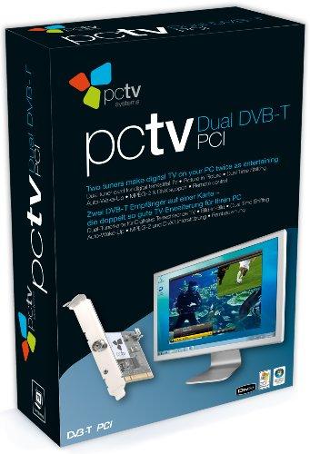 PCTV Dual DVB-T PCI (2000i)