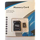 128 GB Micro SD Card with free SD Adapter for Mobiles, Cameras and Notebooks