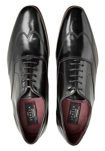 next Chaussures Richelieu Signature Unies Noir