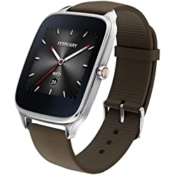 ASUS Zenwatch 2 - 49mm / Silicone Gris Taupe