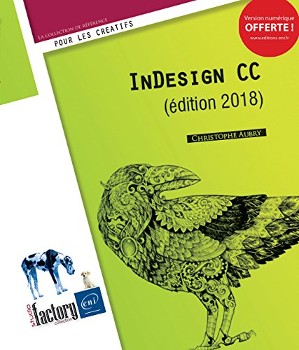 InDesign CC (édition 2018)