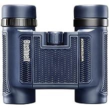 Bushnell 12x25 H2O - Prismático compactos, prisma recto, azul