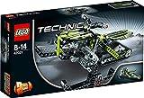 LEGO Technic–42021–Juego de construcción–la moto de las nieves