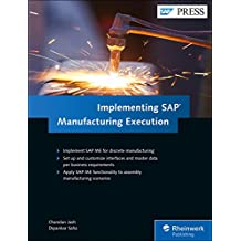 Implementing SAP Manufacturing Execution (SAP PRESS: englisch)