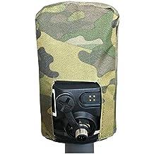 Estuche de cubierta de suciedad para caja de control Minelab Equinox 600 800 (Multicam)