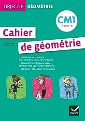 Objectif géométrie CM1 - Fichier de l'élève