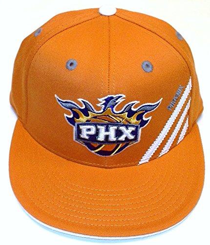 adidas NBA TS28Z Phoenix Suns 210 Flex Flat Bill L/XL 210 Flex Cap