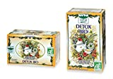 Romon Nature - Bio Detox Herbal Tea. 2 scatole da 20 bustine
