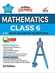 Olympiad Champs Mathematics Class 6 with Past Olympiad Questions 3rd Edition
