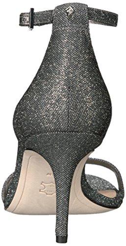 Sam EdelmanPatti - Scarpe col Tacco Donna Pewter Glitzy Fabric