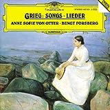 Grieg: Mélodies ~ Songs ~ Lieder