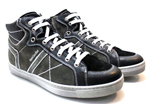 Nero Giardini Junior , Jungen Sneaker Grigio