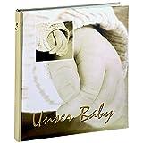 Hama Baby-Fotoalbum Baby Hands 29 x 32 cm, 60 Seiten (30 Blatt)