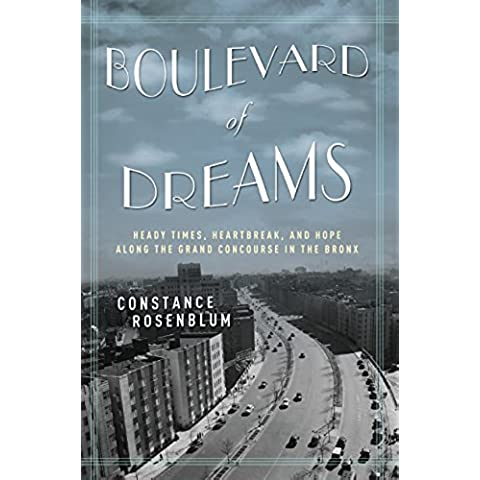 Boulevard of Dreams: Heady Times, Heartbreak, and Hope along the Grand Concourse in the Bronx