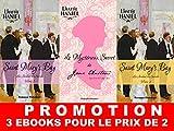 COFFRET 3 ROMANCES : LE MYSTERIEUX SECRET DE JANE AUSTEN + SAINT MARY'S BAY Volumes 1 & 2: COFFRET 3 LIVRES POUR 2