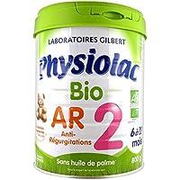 Physiolac Bio Anti-Régurgitations 2 de 6 à 12 Mois 800 g