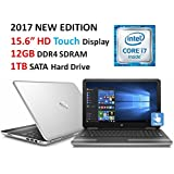 2017 HP Pavilion 15.6†HD Touchscreen Display Gaming Laptop, Intel Core I7-6500U Processor, 12GB RAM, 1TB HDD, NVIDIA GeForce 940MX, Backlit Keyboard, SuperMulti DVD, Wi-Fi, Bluetooth, Windows 10