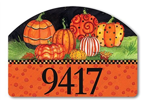 Yard Design Painted Pumpkins Yard Sign # 71216