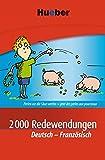2000 Redewendungen Deutsch-Französisch: EPUB-Download