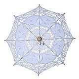 7fe9d0e655d1 Ombrello Bianco Sposa