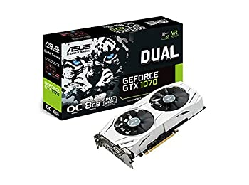 Asus GeForce GTX1070 Dual 8 GB Ekran Kartı