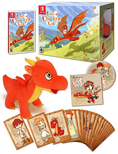 Little Dragons Cafe - Limited Edition for Nintendo Switch [USA]