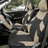 Autositzbezug Autositzbezüge Zubehör Interieur, beige