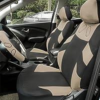 Cubiertas de los asientos de automóvil de la cubierta de asiento de carro, protector universal de los asientos del automóvil, bolsas de aire laterales automotrices