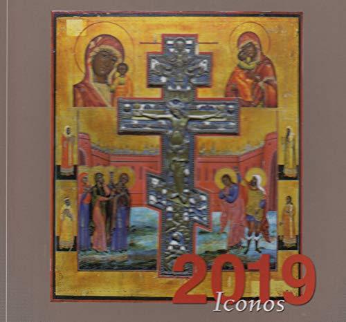 Calendario iconos 2019 Mesa por Ediciones Mensajero