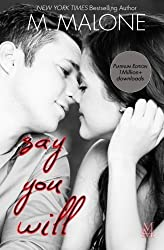 Say You Will (The Alexanders) (Volume 5) by M. Malone (2014-08-05)