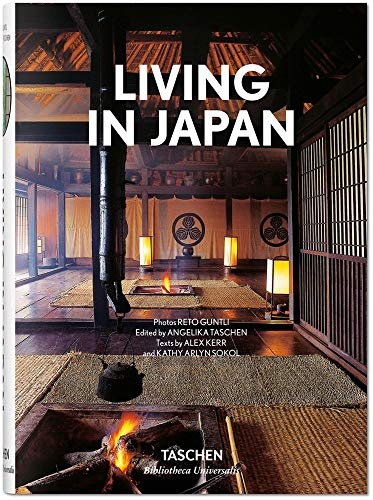 Living in Japan par Alex Kerr