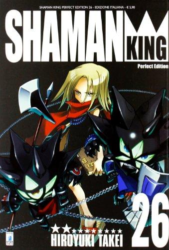Shaman King. Perfect edition: 26