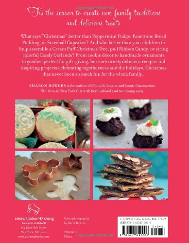 Sweet Christmas: Recipes and Projects for Parents and Children