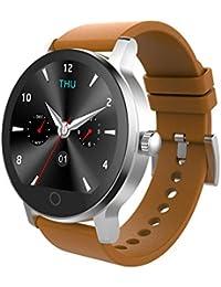 QSM Llamada Bluetooth Reloj Inteligente Reloj De Monitoreo De Sueño De Ritmo Cardíaco De Paso De
