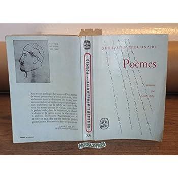 Guillaume Apollinaire - Poèmes