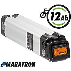 Maratron E-Bike Akku Pedelec 24V (25,9V) 12Ah für u.a. Phylion,MiFa, Rex, Prophete