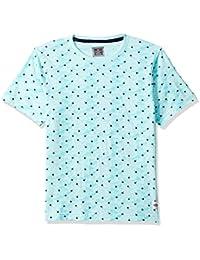 Dixcy Scott Boy's Starred Regular fit T-Shirt