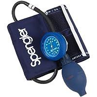Spengler Lian NM - Tensiómetro manual con brazalete infantil y adulto (velcro, algodón,