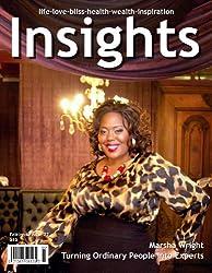Insights Magazine - Marsha Wright (English Edition)