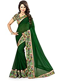 2f4ed1d7f2a Greens Women s Sarees  Buy Greens Women s Sarees online at best ...