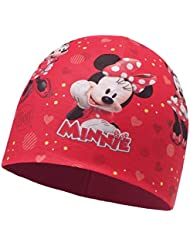 Buff Disney Mircofiber and Polar Hat Accesorio para la Cabeza, Niña, Stylish Red/Samba, Medium