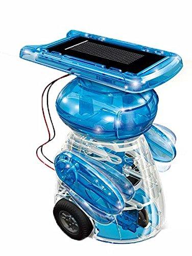 Amazing Toys 09009Greenex Solar Space Robot Electronic Lab-kit