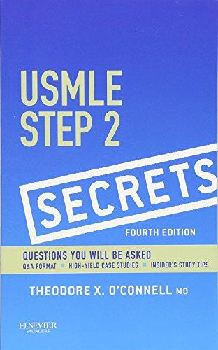 USMLE Step 2 Secrets, 4e por Theodore X. O'Connell MD