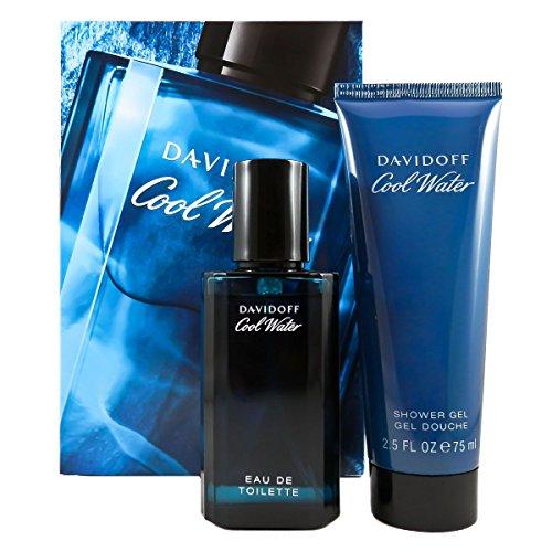 Davidoff Cool Water Homme/Man Set (Eau de Toilette, 40ML + GEL DOCCIA, 75ML)