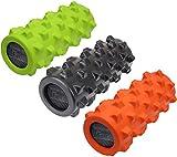 Mirafit High Density Foam Massage Roller - Choice of Colours