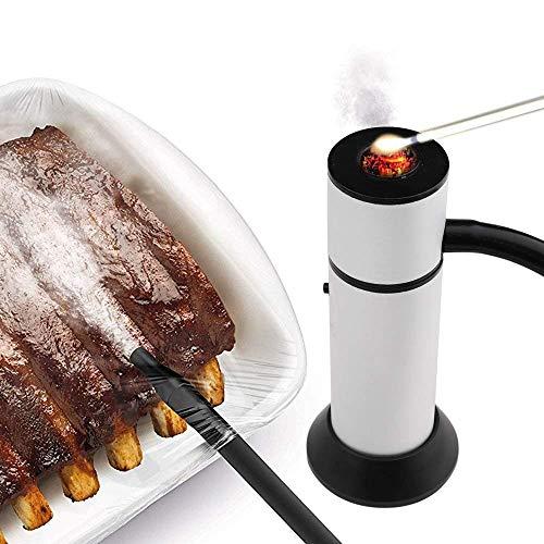 Smoking Gun ARINO Räucherpistolen Räuchergerät Kücher Räucherpfeife Räucherbox für Tolles Raucharoma (Mini-fleisch-raucher)
