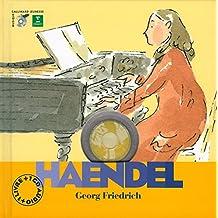 Georg Friedrich Haendel (1 livre + 1 CD audio)